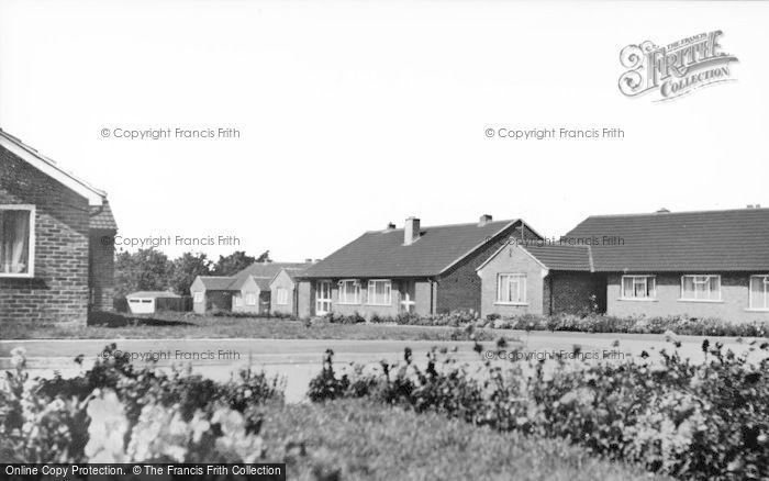 Photo of Wingham, North Court Estate c.1960
