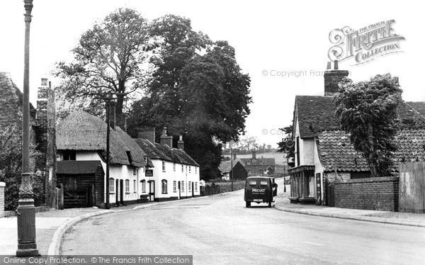 Photo of Wingham, Sandwich Hill c.1955