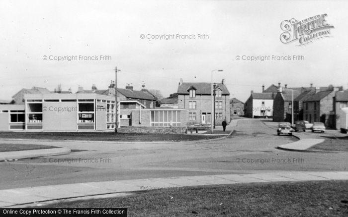 Photo of Winlaton, Church Street c.1960
