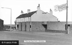 Winlaton, The Loa Toon End c.1955