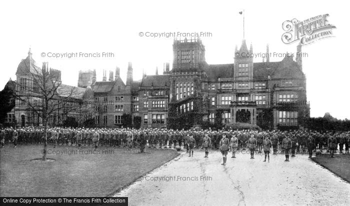 Photo of Winnersh, Bearwood 1914