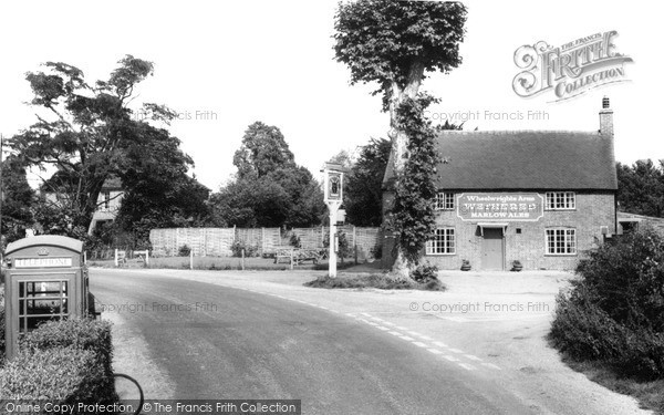 Photo of Winnersh, The Wheelwrights Arms c.1960