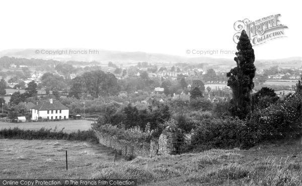 Photo of Winscombe, Sandford Hill c.1955