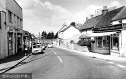 Winscombe, Woodborough Road c.1965