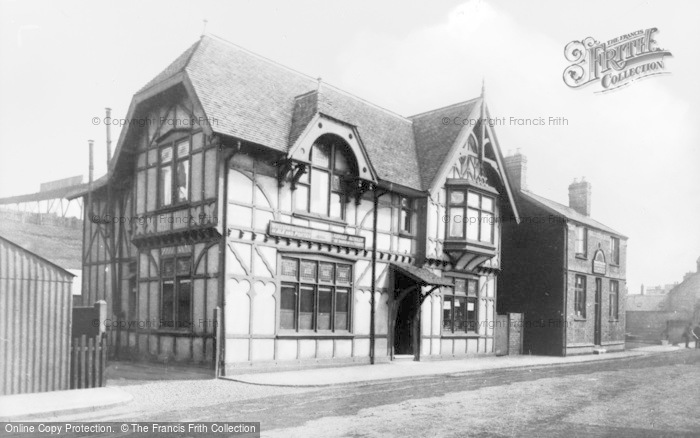 Photo of Winsford, Ark Inn 1892