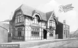 Winsford, Ark Inn c.1910