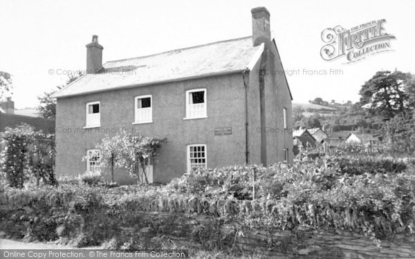Photo of Winsford, Birthplace Of Ernest Bevin, Statesman Born 1881 c.1955