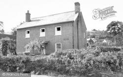 Birthplace Of Ernest Bevin, Statesman Born 1881 c.1955, Winsford
