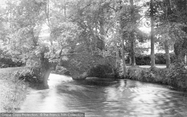 Photo of Winsford, Bridge 1892