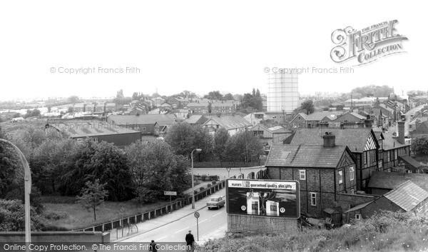 Photo of Winsford, c.1960