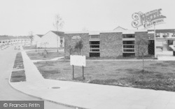 Winsford, Esk Road, Willow Wood Community Centre c.1965