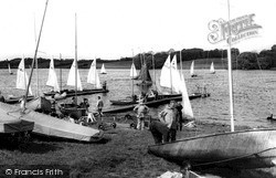Winsford, Flashes, Yachting c.1960