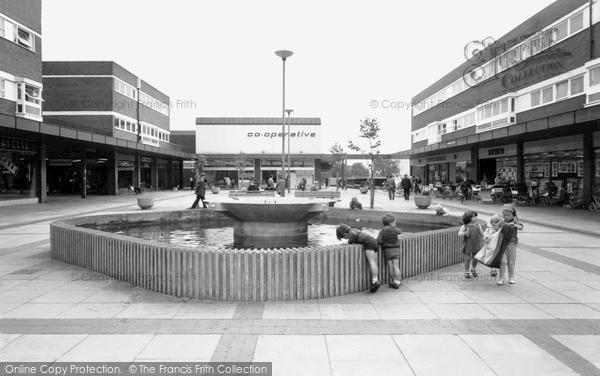 Photo of Winsford, Fountain Court c.1965