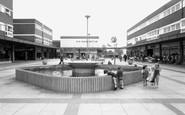 Winsford, Fountain Court c1965