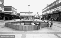 Winsford, Fountain Court c.1965