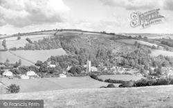 From Winsford Hill Road c.1955, Winsford