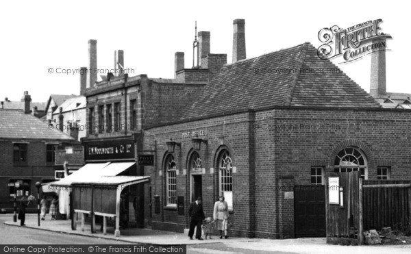 Photo of Winsford, General Post Office c.1955
