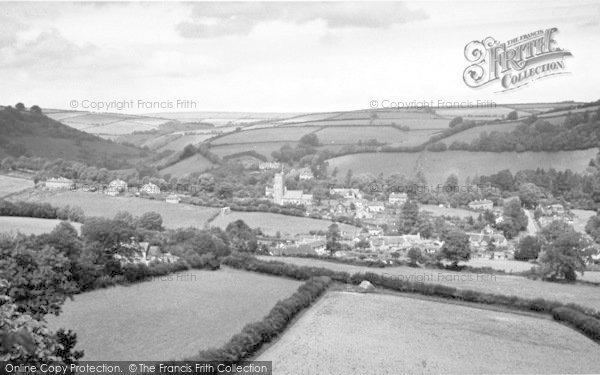 Photo of Winsford, General View c.1955