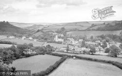 General View c.1955, Winsford