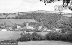 General View c.1960, Winsford