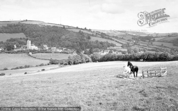 Photo of Winsford, General View c.1960