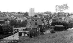 Winsford, General View c.1960
