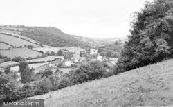 General View c.1965, Winsford