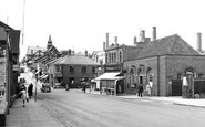 Winsford, General Post Office c1955