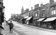 Winsford, High Street c1955