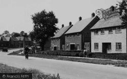 Winsford, Queensway c.1955