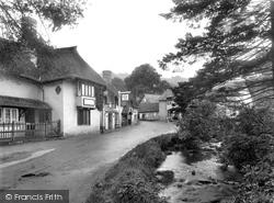 Royal Oak Inn 1930, Winsford