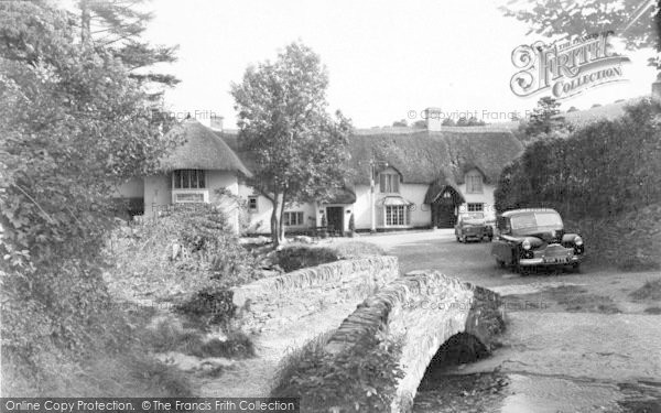 Photo of Winsford, Smithy Bridge c.1955