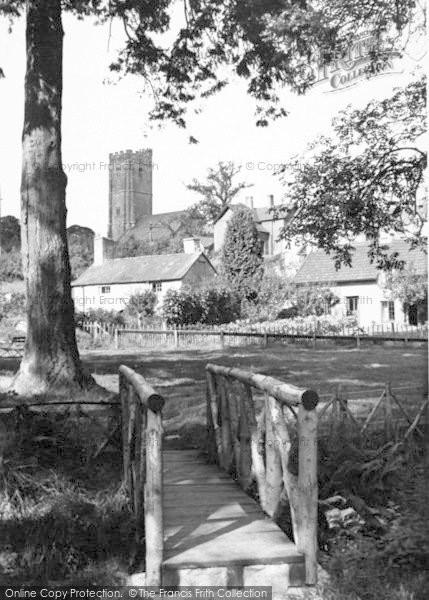 Photo of Winsford, The Church c.1955