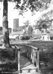 The Church c.1955, Winsford