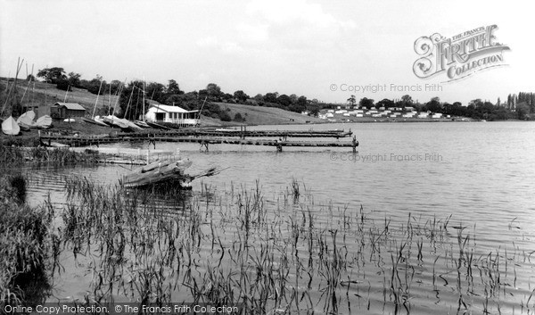 Photo of Winsford, The Flashes c.1960