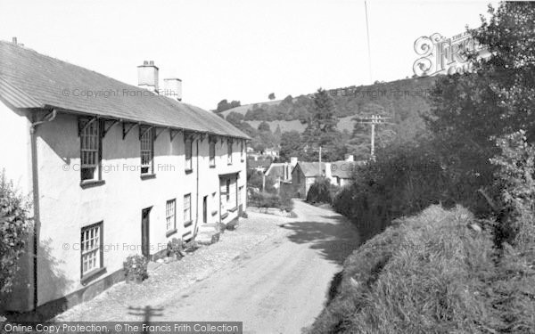 Photo of Winsford, The Karslake Guest House c.1955