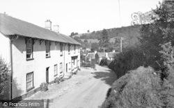 The Karslake Guest House c.1955, Winsford