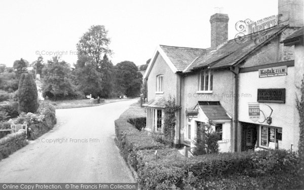 Photo of Winsford, The Post Office c.1960