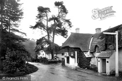 The Royal Oak Inn 1930, Winsford
