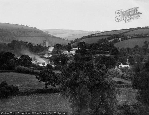 Photo of Winsford, The Village 1886