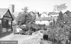 The Village c.1955, Winsford