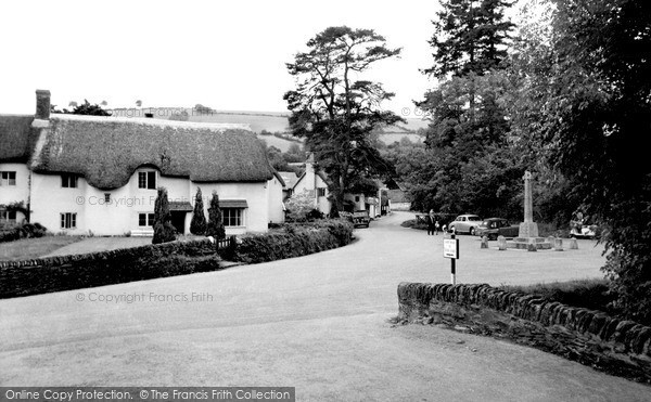 Photo of Winsford, The Village c.1960