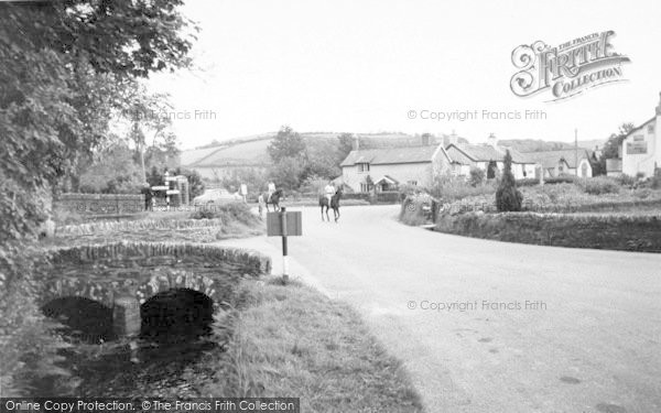 Photo of Winsford, The Village c.1960