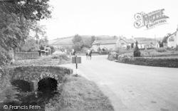 The Village c.1960, Winsford