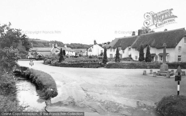 Photo of Winsford, The Village c.1965