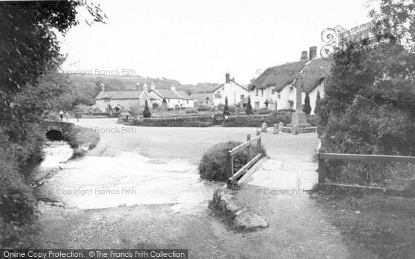 Photo of Winsford, The Watersplash c.1960
