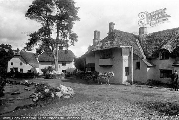 Photo of Winsford, Village 1892