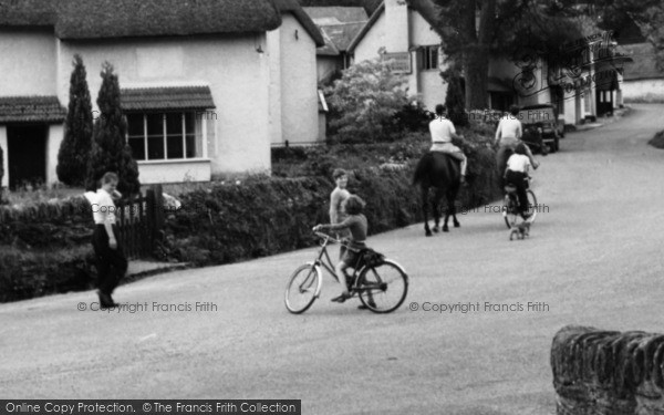 Photo of Winsford, Village Children c.1960