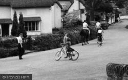 Village Children c.1960, Winsford