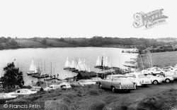 Winsford, Yachting c.1960